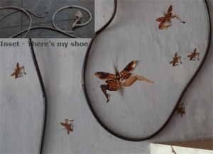 Butterflies with no shoes (inset)