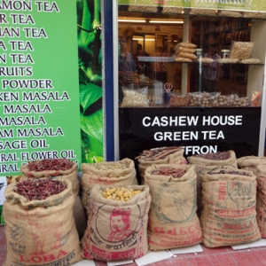 Tea and spice shop