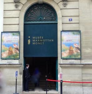 Entrance: Musée Marmottan Monet