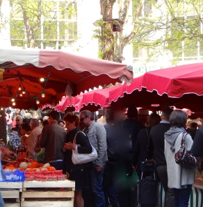 Saumur market