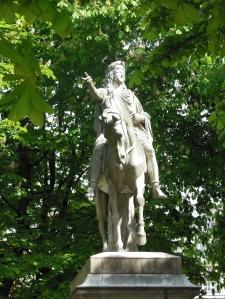 Henri XIII bronze