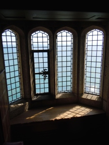 Windows to the sea