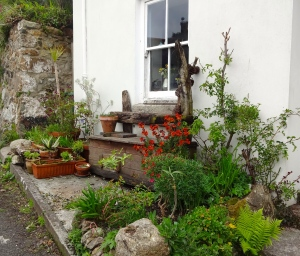 A garden nook